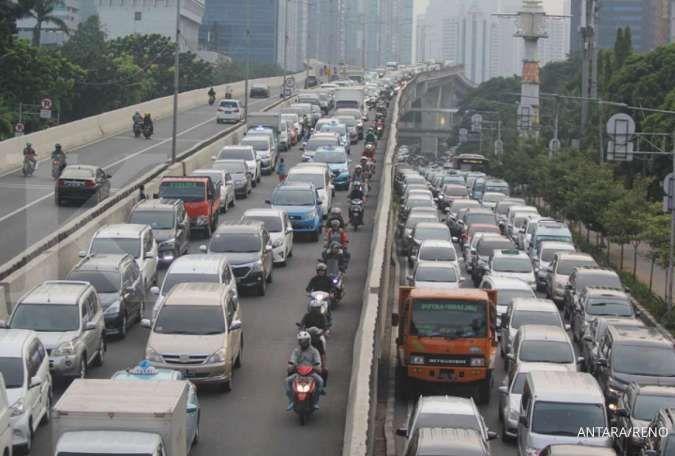 PSBB Jakarta kemungkinan diperpanjang, ganjil genap mengikuti