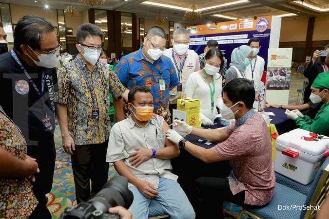 ProSehat hadirkan imunisasi home service