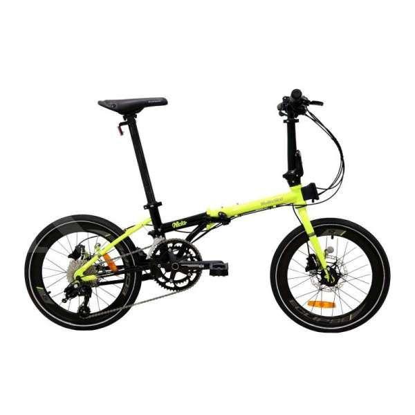 Tampil gaya, harga sepeda lipat Element Nicks 406 ramah di kantong