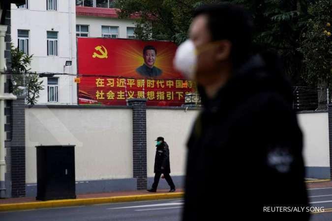 Desak Presiden Xi mundur karena gagal atasi virus corona, aktivis China ditangkap