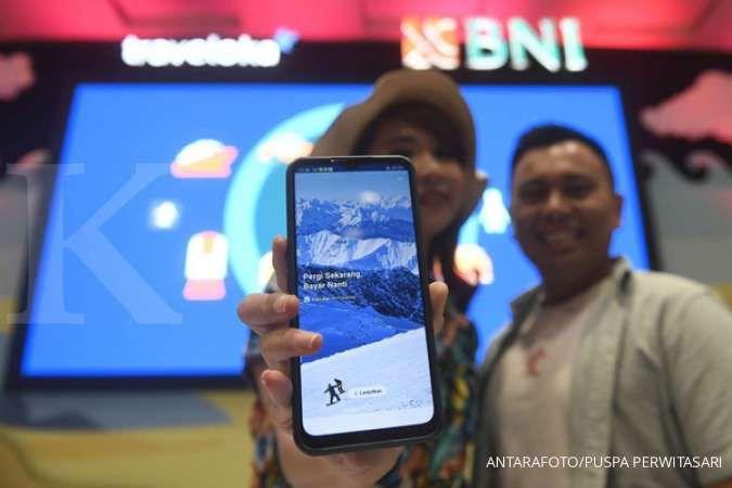 Salurkan kredit paylater lewat Traveloka Rp 47 miliar, BNI kini gandeng Shopee