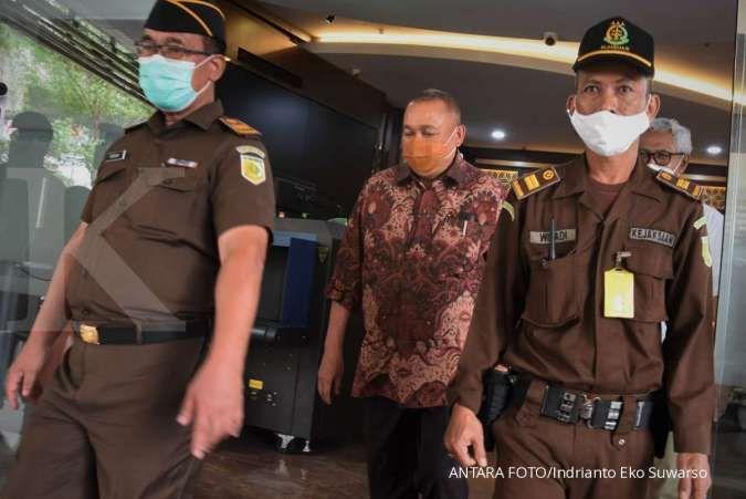 Alex Noerdin tersangka korupsi PDPDE, kekayaannya capai Rp 28 miliar