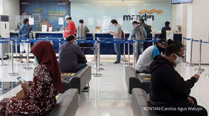 Kurs dollar-rupiah Bank Mandiri hari ini Senin 28 September, cek sebelum tukar valas