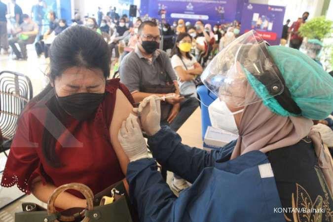 Usia 18 tahun bisa daftar, ini lokasi vaksin Covid-19 gratis di Yogyakarta