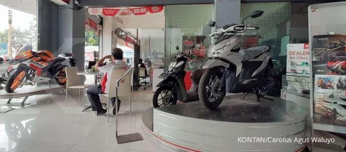 Simak harga motor bekas Honda BeAT tahun muda, makin murah per September 2021