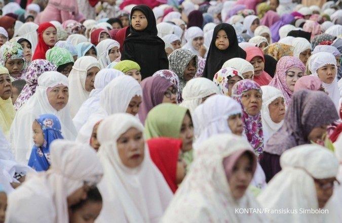 Palembang zona merah, seluruh masjid dilarang menggelar shalat Id