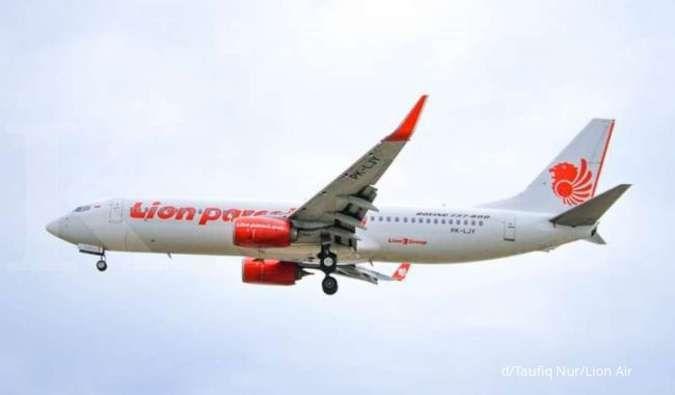 Lion Air fokus perawatan pesawat saat larangan mudik 2021