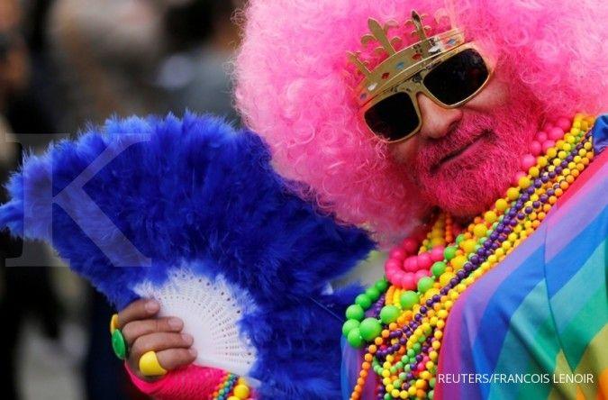 Swiss melegalkan pernikahan pasangan sesama jenis