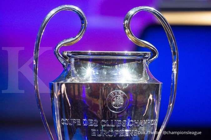 Jadwal Liga Champions pekan ini, Manchester United hingga AC Milan incar poin penuh