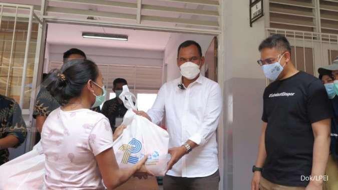 Angka cantik! Realisasi vaksinasi corona di Jakarta mencapai 111,1%