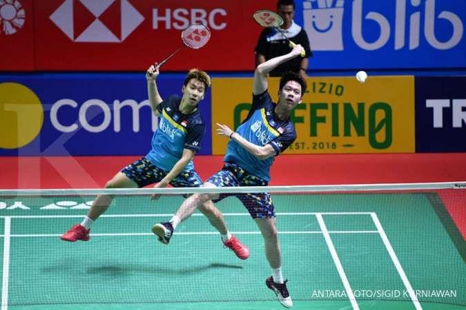 Jadwal final French Open 2019, tiga wakil Indonesia berburu gelar