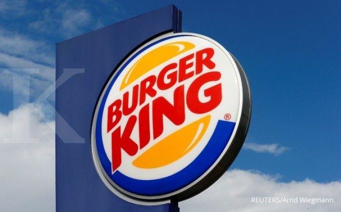 Makan hemat sebulan penuh mulai Rp 5.000, simak promo Burger King 1-31 Mei 2021