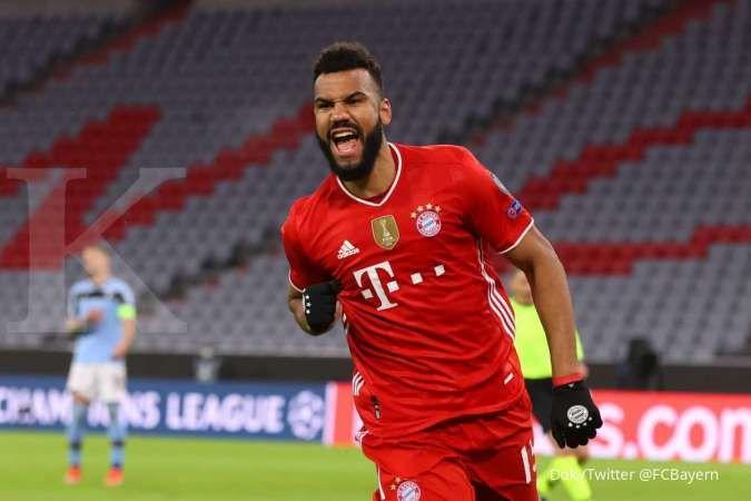 Bayern Munchen vs Lazio: Kalahkan Si Elang 2-1, The Bavarians ke perempat final