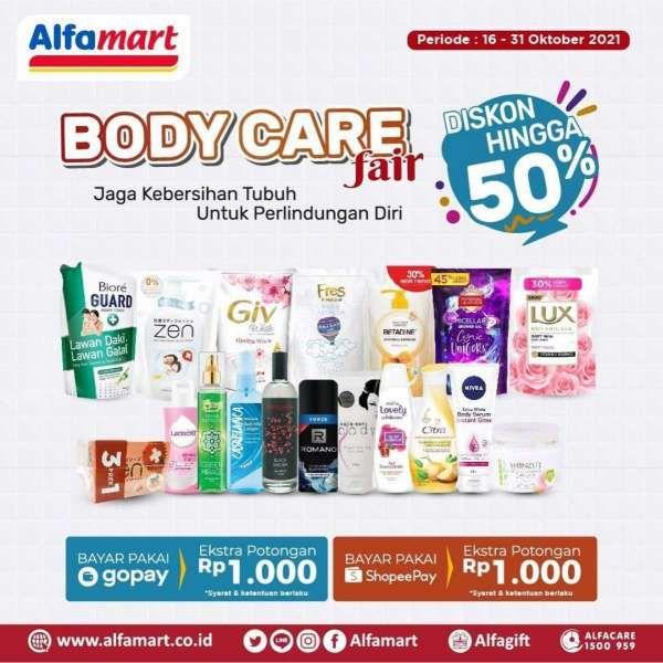 Promo Alfamart terbaru