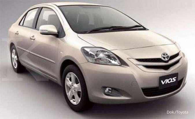 Harga mobil bekas Toyota Vios generasi kedua murah, bisa jadi sedan pilihan