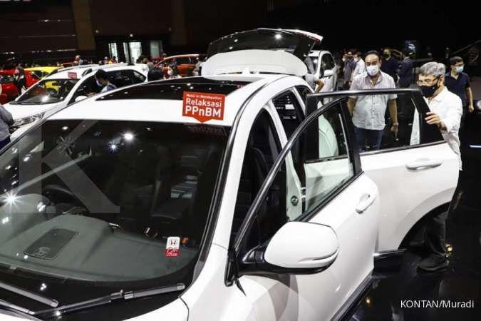 Kredit kendaraan bermotor Bank Mandiri terdongkrak insentif PPnBM
