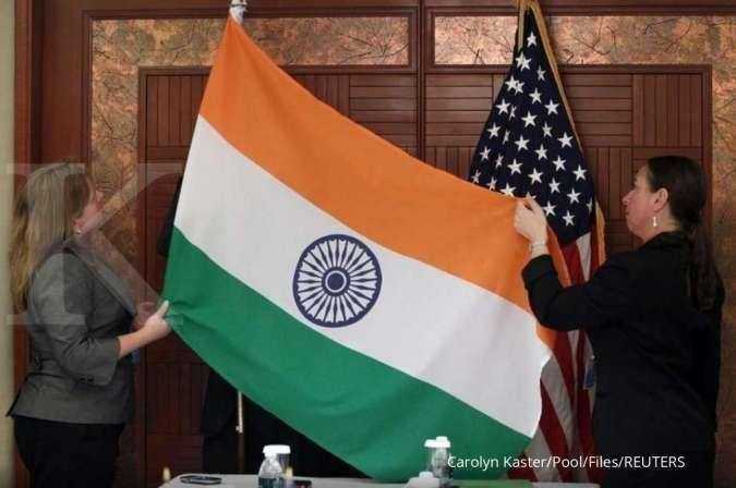 AS dan India sepakat memperkuat keamanan di kawasan Indo-Pasifik