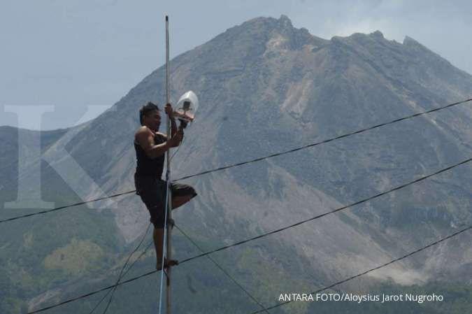 Gunung Merapi akan meletus, BNPB minta empat pemda perhatikan ini