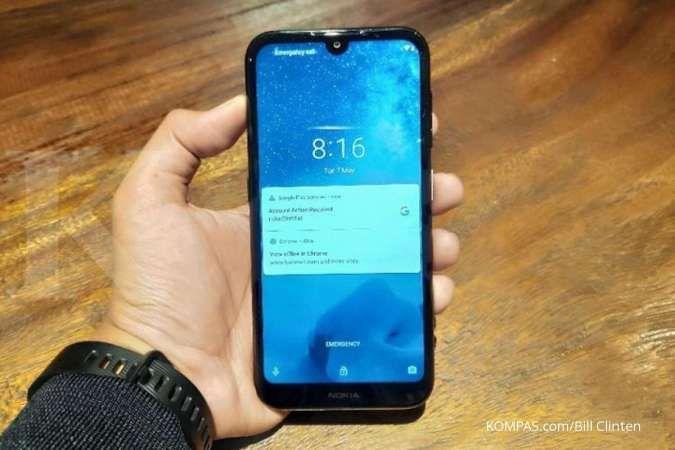 Harga hp Nokia periode Juni 2020 dijual mulai Rp 1 jutaan