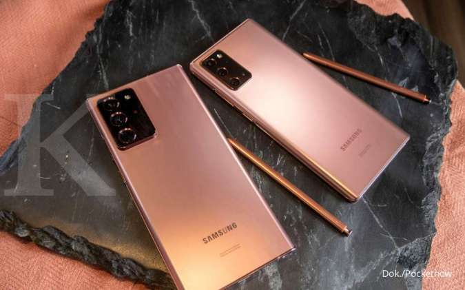 Akhirnya dirilis, ini dia spesifikasi Samsung Galaxy Note 20 dan Note 20 Ultra