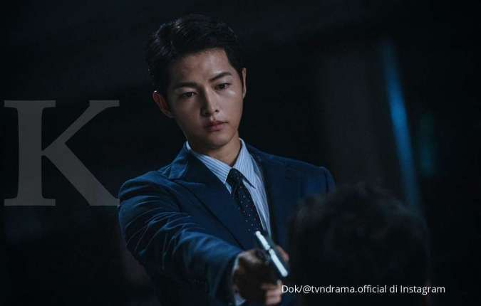 Song Joong Ki puji akting Jeon Yeo Bin di drama Korea terbaru Vincenzo