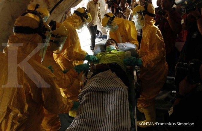 Meski sembuh, sistem imun pasien wabah Ebola tetap alami gangguan