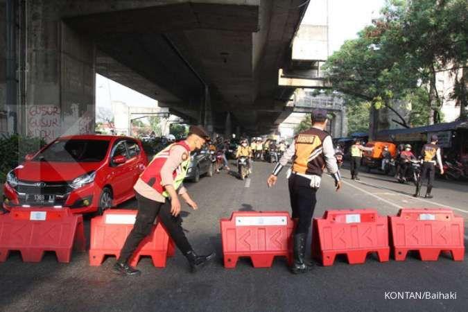 Kebijakan ganjil genap Kota Bogor berlaku 24 jam selama 3 hari