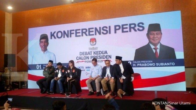 TKN: Jokowi sukses dalam debat putaran kedua