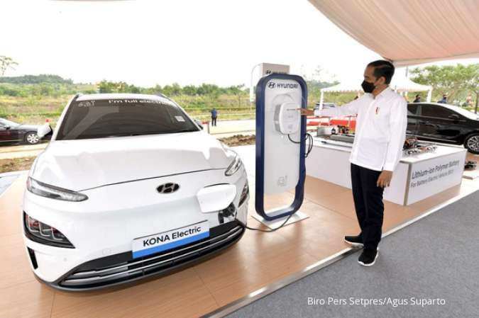 Pembangunan pabrik baterai kendaraan listrik jadi katalis positif bagi ANTM dan INCO