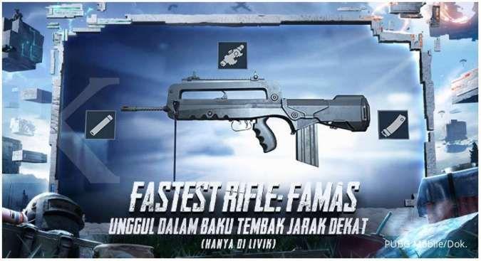 Famas - PUBG Mobile