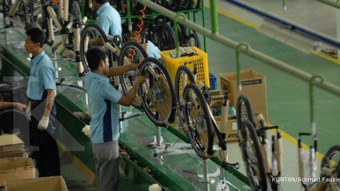 Sepeda Polygon dan United mengayuh pasar ekspor