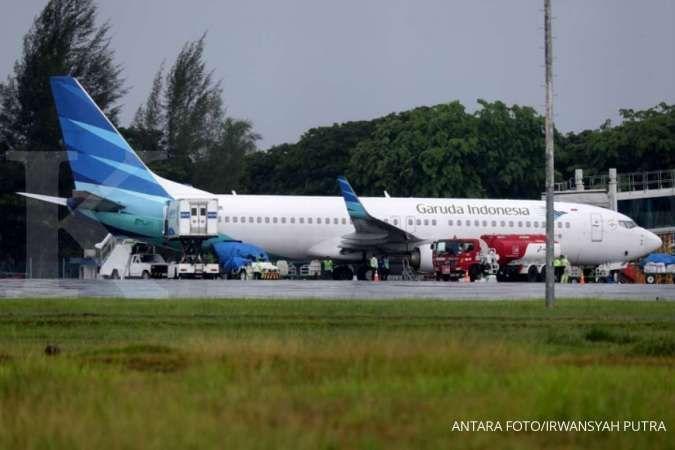 Garuda Indonesia (GIAA) optimis semester II-2019 jauh lebih baik