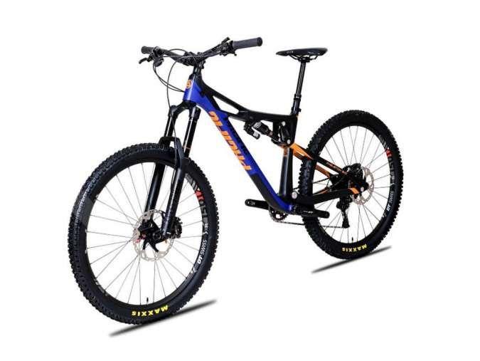 Jago di pegunungan, harga sepeda gunung Pacific Skeleton buat kantong bolong