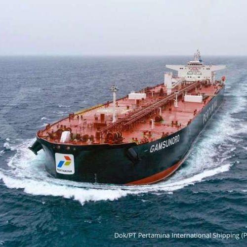 Pertamina Go Global, Kapal Gamsunoro Layani Top Five Biggest Oil Trading Company