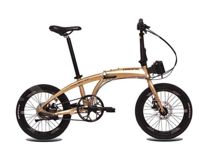 Sudah beredar di pasaran, harga sepeda lipat Pacific Noris Neo X5 dibanderol terjangkau.