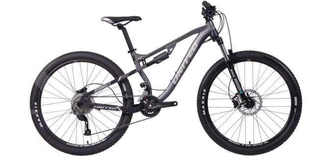 harga sepeda gunung United Brownhills T1