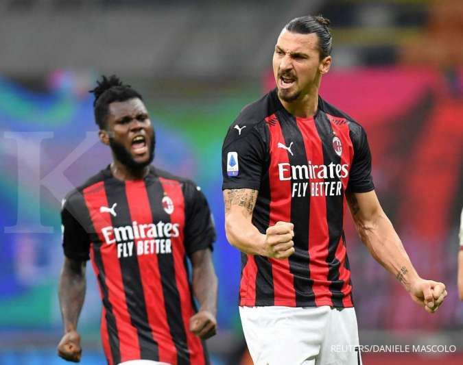 Prediksi AC Milan vs Sparta Praha: Pantang kehilangan poin bagi Ibra cs