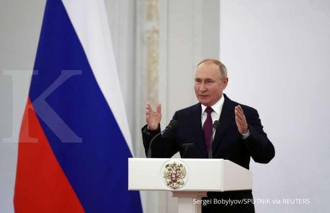 Putin: Rusia tidak gunakan gas sebagai senjata dan siap bantu krisis energi Eropa