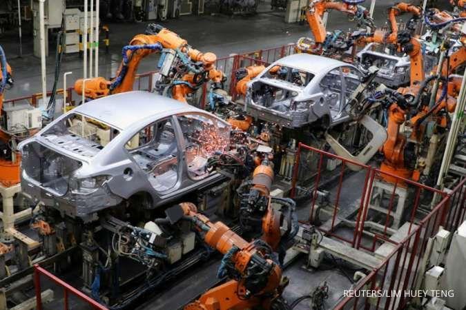 Ancaman bagi pencari kerja, terbukti robot mengambil alih pekerjaan industri