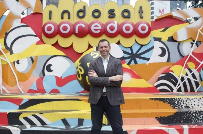 Kinerja moncer, Indosat (ISAT) cetak laba bersih Rp 5,59 triliun di semester 1-2021