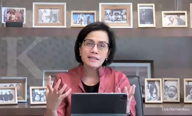 Ekonomi Indonesia kuartal II 2021 tumbuh 7,07%, ini kata Sri Mulyani