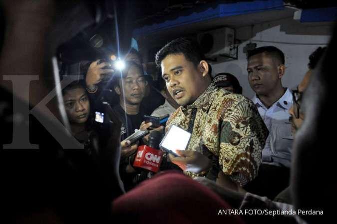 Jokowi bantah bangun dinasti politik terkait anak dan menantunya berlaga di pilkada