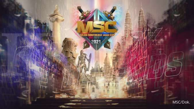 Kompetisi Mobile Legends: Bang Bang Southeast Asia Cup (MSC) 2021