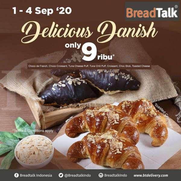 Promo BreadTalk 1-4 September 2020