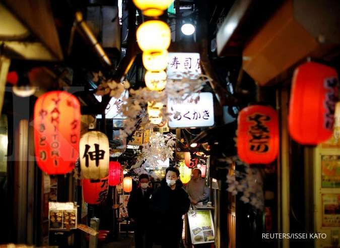 Ekonomi Jepang mulai menunjukkan perbaikan