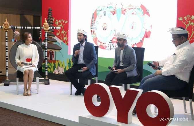 OYO dapatkan pendanaan kredit berjangka senilai US$ 600 juta
