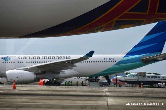 Ini kata pengamat penerbangan terkait opsi penyelamatan Garuda Indonesia (GIAA)
