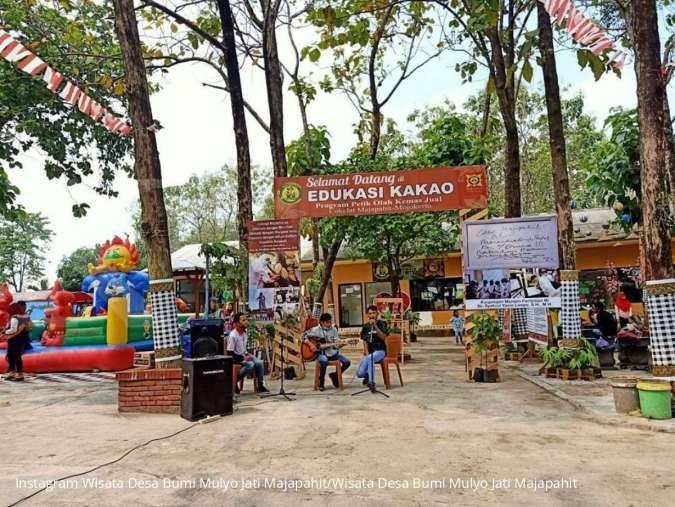 Wisata Desa Bumi Mulyo Jati Majapahit, tempat liburan dengan suasana khas pedesaan
