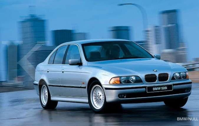Harga mobil bekas BMW E39