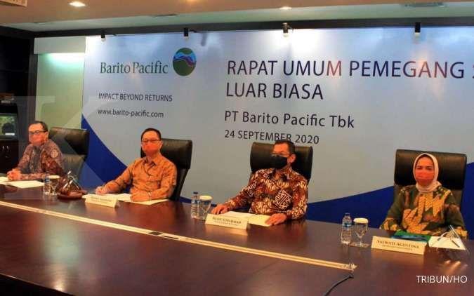 Gelar RUPST, Barito Pacific (BRPT) bagi-bagi dividen US$ 18 juta